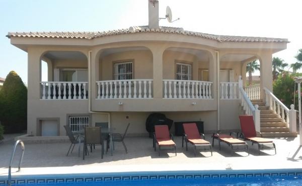 Villa in Benimar II