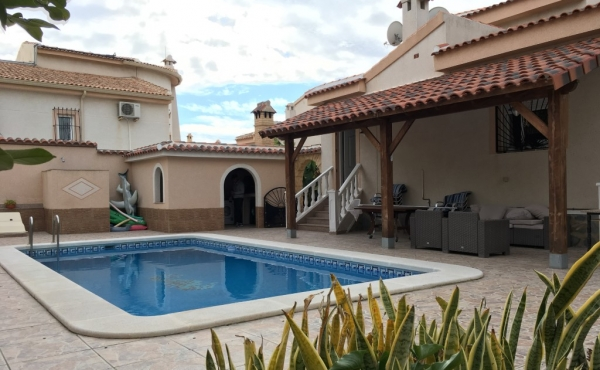 5 Bedroom Villa in Ciudad Quesada